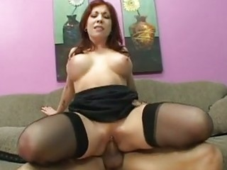 sexy milf brittany oconnell bounces her cunts on
