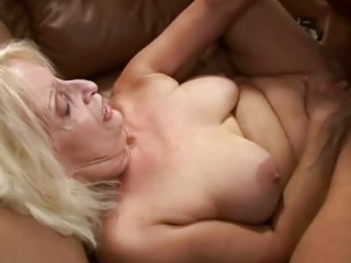 bigtits granny getting drilled by her old paramour