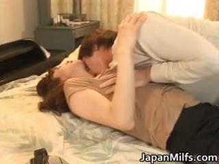 exceedingly slutty japanese milfs engulfing part11