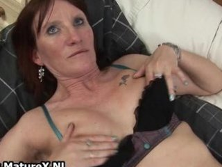 sexually excited old mama showing part7
