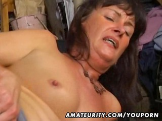 non-professional wife anal and oral-service with