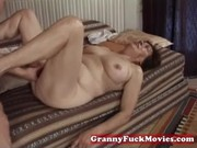 hirsute granny wet crack screwed by pro