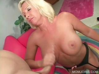 cock riding with trashy blond d like to fuck