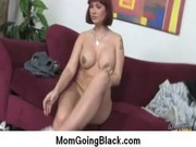 lascivious mommy fucked by darksome stud very