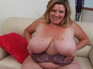 fat pale golden-haired momma sticks biggest sex