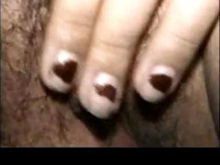asian amateur wife masturbating
