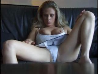 hawt busty d like to fuck golden-haired