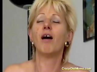mad old mamma acquires fucked hard engulfing jock