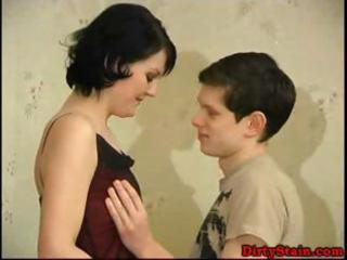 aged wife fucked by young boy