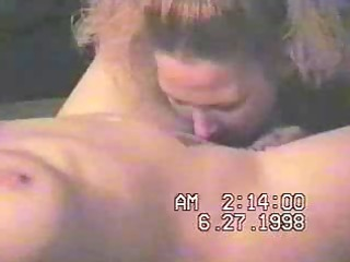 lesbians on homemade video. dilettante