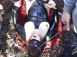 lascivious wife gets piddled on many times in