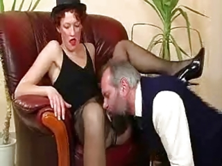 old bastard caught masturbating by sexy mother i