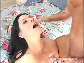 Rockin sexy milf india summers loves the warmth