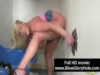 gloryhole - lewd hot breasty chicks love
