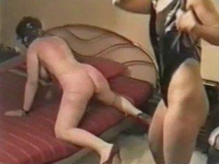 my wife severely punished by a mistress. home
