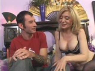 large boobed d like to fuck fucks a youthful dude