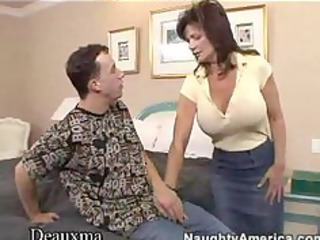 deauxma acquires her wazoo screwed by a youthful