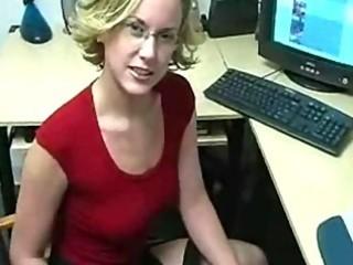 hawt non-professional wife blowjob
