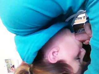 my wife engulfing my penis and swallowing -