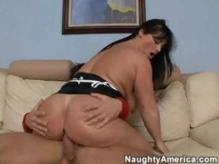 indianna jaymes - large butt friends mom