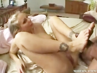 bigtits milf golden-haired fucked and pounded hard