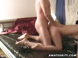 aged amateur housewife ejaculation compilation