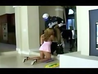 golden-haired housewife cheating