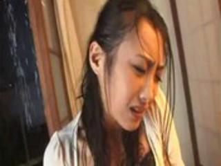 juc247-wet rain suit hotty wife provoke desire