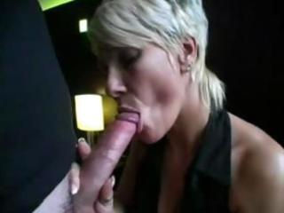 blond d like to fuck sucks on a lengthy jock and