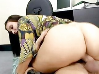 big breasted d like to fuck sheila marie riding a
