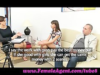 FemaleAgent. Pleasure is my business and business