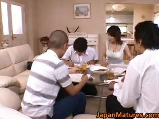 miki sato real asian mother part9
