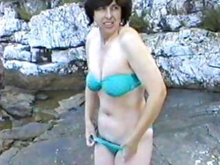 enjoyable wife st time on nudist camp