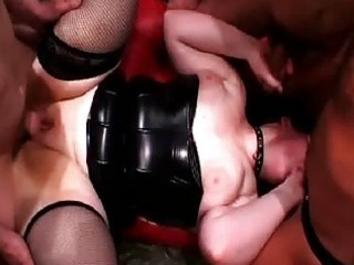 obese d like to fuck in corset and stockings
