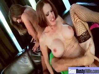 lustful sexy milf mama acquire hardcore banged on