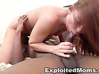 honey white in exploited mommys