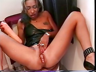 she is squirts and squirts and squirts!