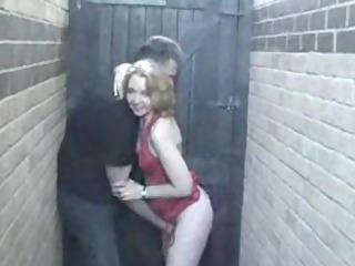 back alley blowjob