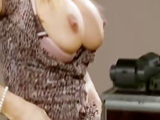milfs excitement to pantyhose