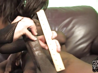 Humiliated white cuckold and whore wife