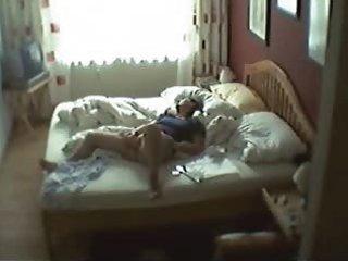 morning masturbation of my mum in bedroom