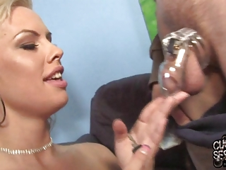 doxy wife fucked by darksome doctor in front of