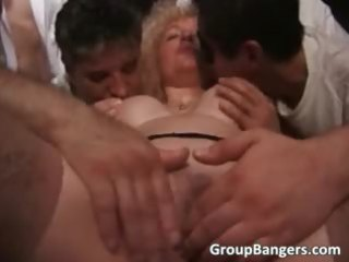 hirsute d like to fuck blond receives throat and