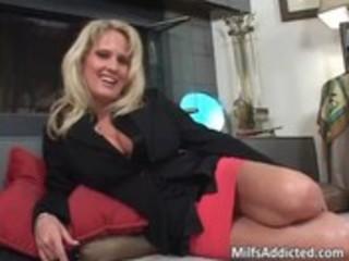 large tit blonde mother i fills her face hole