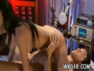 Pussy licked and fucked