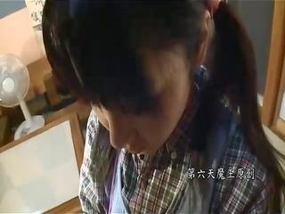 japanese aged chap and juvenile cutie - unc