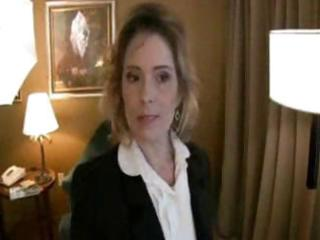 older hotel manager acquires in a threesome with