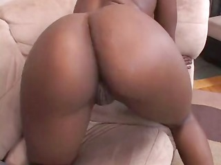 ebon kali fingers pussy and then acquires a penis