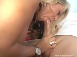 blonde mother id like to fuck and her stepson