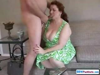 gorgeous big beautiful woman mother drilled hard